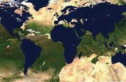 如果陸地面積變大了,人類的生活會變得更好嗎?