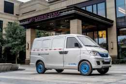 安全可靠的新能源 物流車
