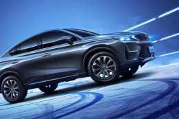 廣汽傳祺的GS Coupe體驗實用派中型SUV