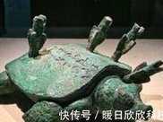 """河南老農釣魚釣到一隻""""烏龜"""",背上插著4支箭,專家:釣了18個億"""