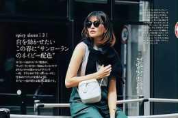 """日本太太的""""初夏穿搭""""走紅朋友圈,跟著學起來,時髦又氣質!"""