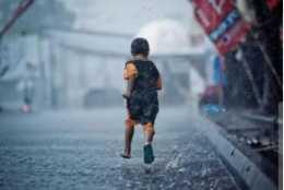 福利繼續|2020年感恩節:致暴風雨中奔跑的你