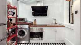 為什麼外國人習慣將洗衣機放廚房?一聽內行人講,才知我家放錯