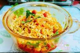 今日夏至,記得吃這碗涼麵,清涼爽口,簡單有料,好吃又應景