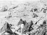 二戰德國在大屠殺幾十年前,對2個非洲國家,進行種族滅絕