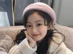 黃曉明見到她父愛爆棚,王一博也想認她當乾女兒,可她才10歲素顏成這樣