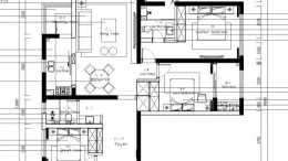 142平的新中式大宅,有詩意的家,小區鄰居都喜歡