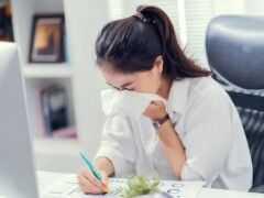 清鼻堂:噴嚏不停,鼻涕不止,不只是鼻炎發作,小心問題更棘手!