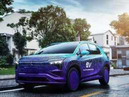 三菱首款純電動SUV阿圖柯靜態照曝光