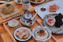 有沒有一家日料食肆,可以rua貓?有,還有榻榻米就餐體驗喲!