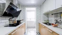 80㎡北歐風小兩居,打造清新文藝、優雅舒適的精緻小家,太治癒了!