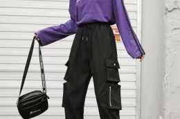 夏日潮流工裝褲,你會搭配了嗎