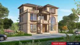 美麗實用的別墅永遠是每個人心中理想的住所