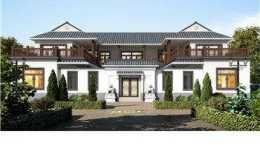 25棟中式別墅,哪一棟打動了您?