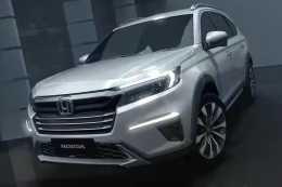 前臉很像皓影,本田全新車型N7X亮相,將搭載1.5L發動機