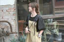 梨形身材妹子的救星來了,夏季想穿的時髦又清爽顯瘦,選它就對了