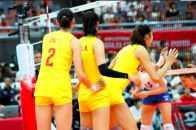 女排聯賽-中國3-0完勝美國隊7連勝結束本次世界女排聯賽的征程