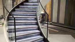 樓梯裝修材料知多少?
