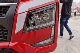 560馬力加AMT,三一江山版牽引車究竟如何?