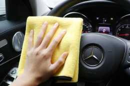 alcantara進行汽車內飾清潔,車內不再有異味,更多細節需要注意了!