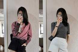 真會穿的中年女人,衣櫥裡都有這4種褲子,簡約實用又顯身高腿長