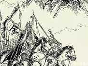 金國第一猛將 牛皋等岳家將無人能敵, 楊再興兒子上去就給扎死了