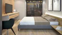 臥室衣櫃別再瞎裝了,現在越來越多人這樣裝,時尚美觀又實用!