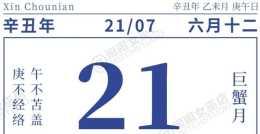 星曆0721:天秤錢財要盯緊 金牛積極溝通
