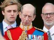 英女王親堂弟凸嘴禿頭還很渣,賣3個祖傳王冠,妻子拿項鍊撐場子