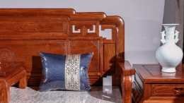 紅木傢俱:紅木傢俱既可以是顏值擔當,也能舒適時尚