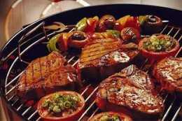 夏日來臨,吃什麼都不如吃烤肉,真解饞!自己做省錢又放心。