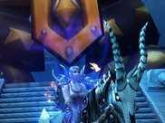魔獸懷舊服歐皇玩家連刷DK馬540次,終於圓夢喜提骷髏戰馬