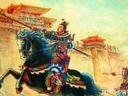 唐末第一猛將李存孝,被比作張遼和甘寧,為何不是關羽和張飛!