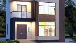 宅基地面積受限不足百平米,學我這樣建房,建好後鄰居都羨慕