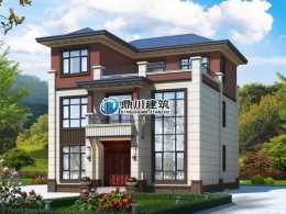佔地127平方米,新中式三層別墅,複式設計,良心出品