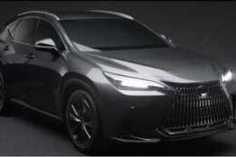 推插混及純電版,能上綠牌的新一代雷克薩斯NX要加價提車?